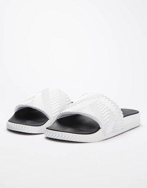 Adidas Alexander Wang X Adidas Adilette Ftwwht/Ftwwht/Cblack