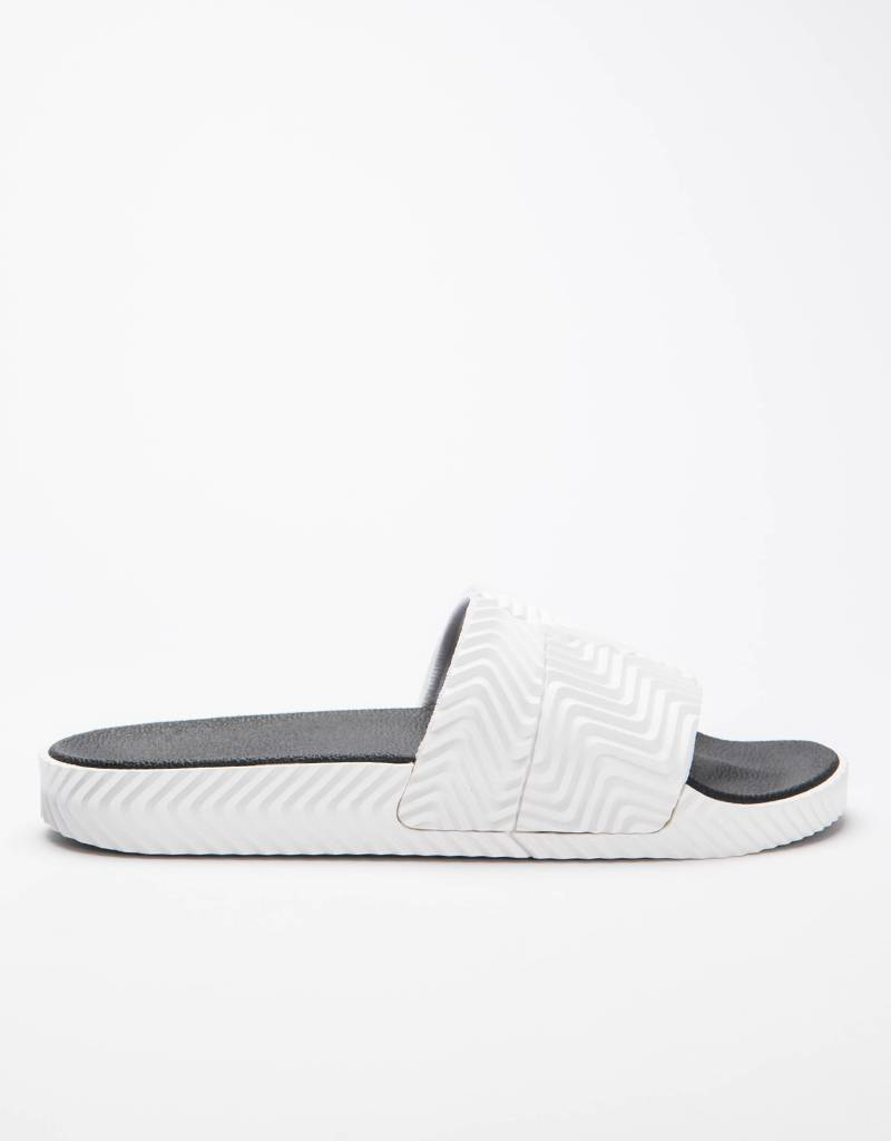 Alexander Wang X Adidas Adilette Ftwwht/Ftwwht/Cblack