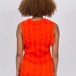 Alexander Wang X Adidas Crop Jersey Bold Orange/White