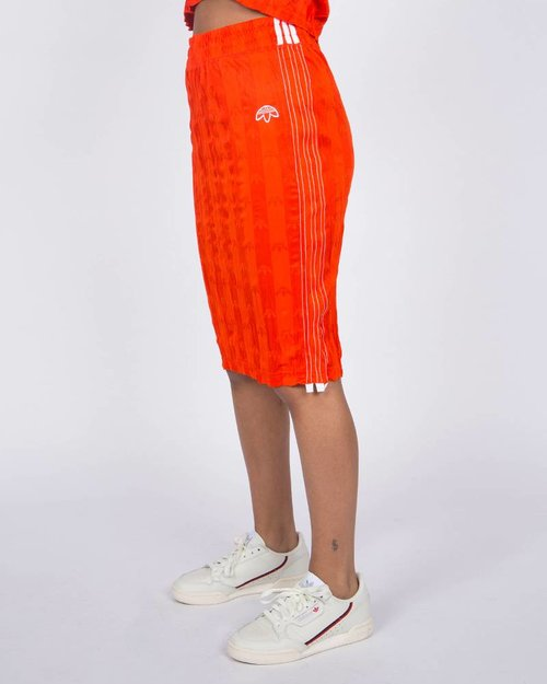 Adidas Alexander Wang X Adidas Skirt Bold Orange/White