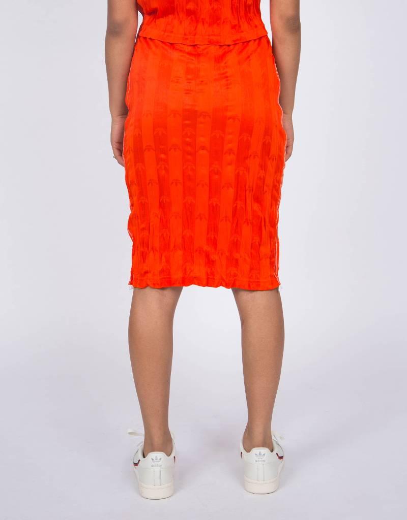 Alexander Wang X Adidas Skirt Bold Orange/White