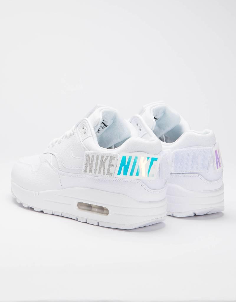 Nike Air Max 1-100 White-White-White