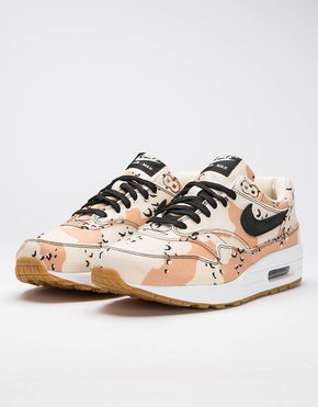 Nike Nike Air Max 1 Premium Shoe beach/black-praline-light cream