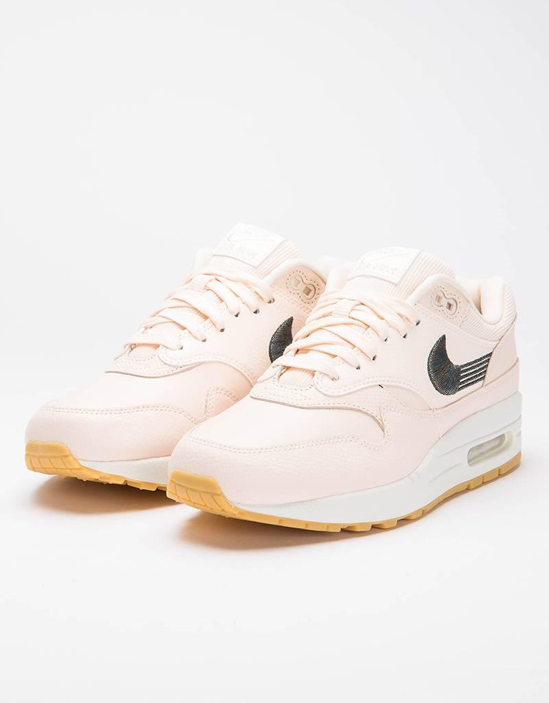 buy online 4e133 e2e5a Nike Women s Air Max 1 Premium guava ice guava ice-gum yellow - Avenue Store