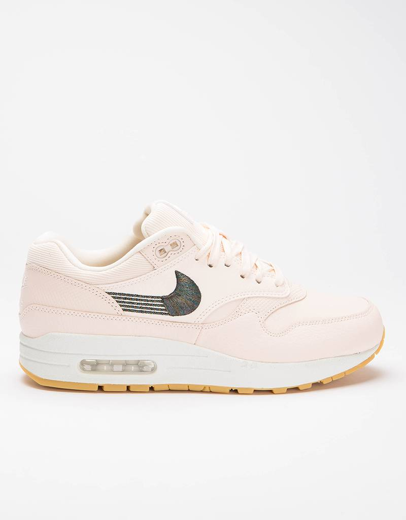 Nike Women's  Air Max 1 Premium guava ice/guava ice-gum yellow