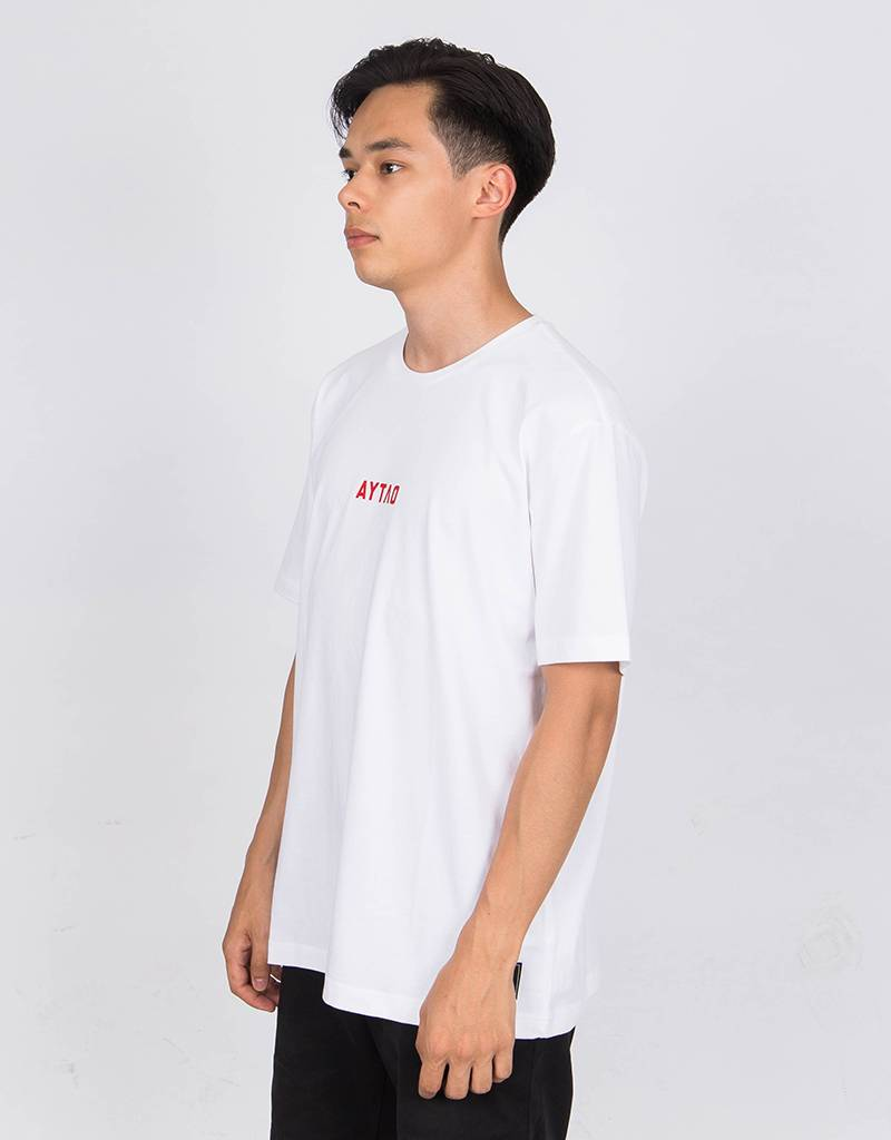 Puma x Outlaw Moscow АУТЛО T-Shirt White