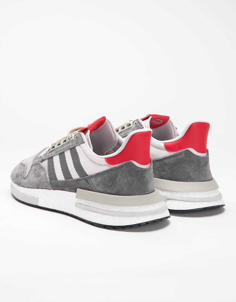 adidas Originals ZX 500 RM Grey/White/Scarlet