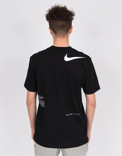 NikeLab  X MMW tee black/white