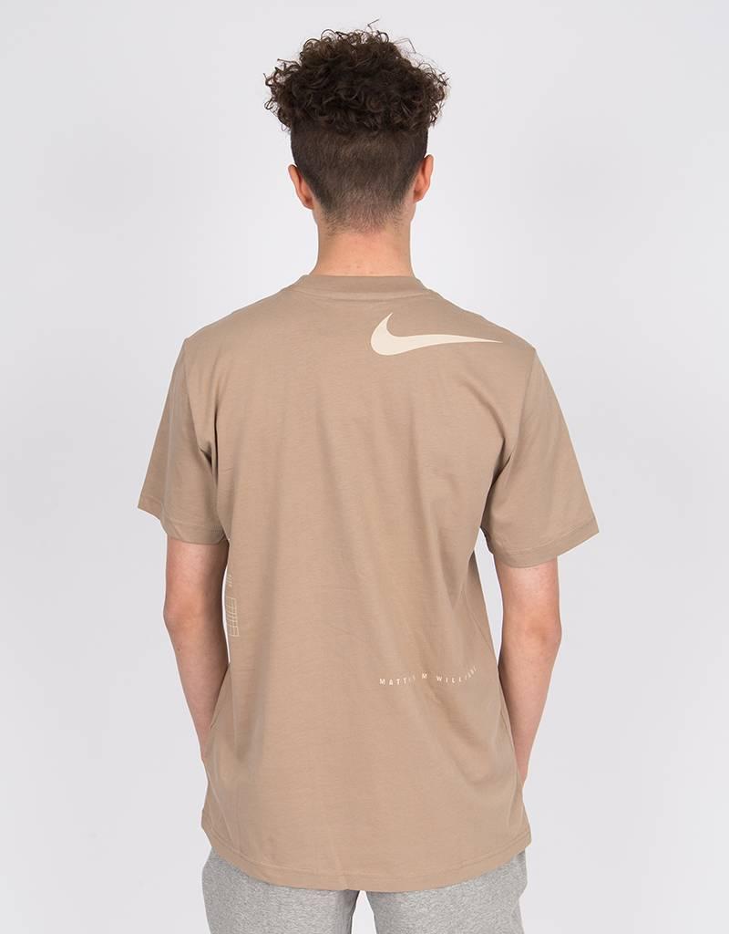 NikeLab  X MMW tee khaki/khaki