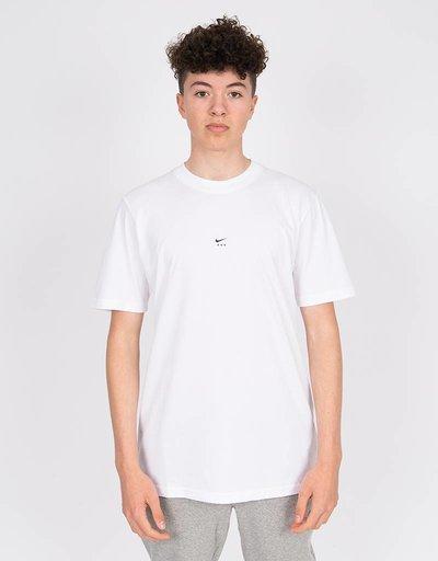 NikeLab  X MMW tee white/black