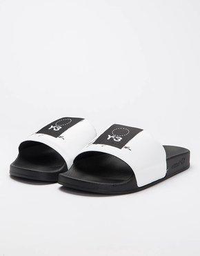 Adidas Adidas Y-3 ADILETTE Cwhite/black/black
