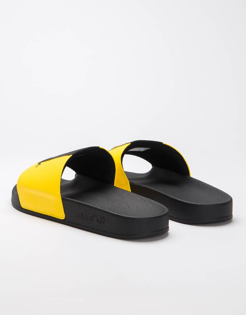 Adidas Y-3 ADILETTE yellow/black/yellow