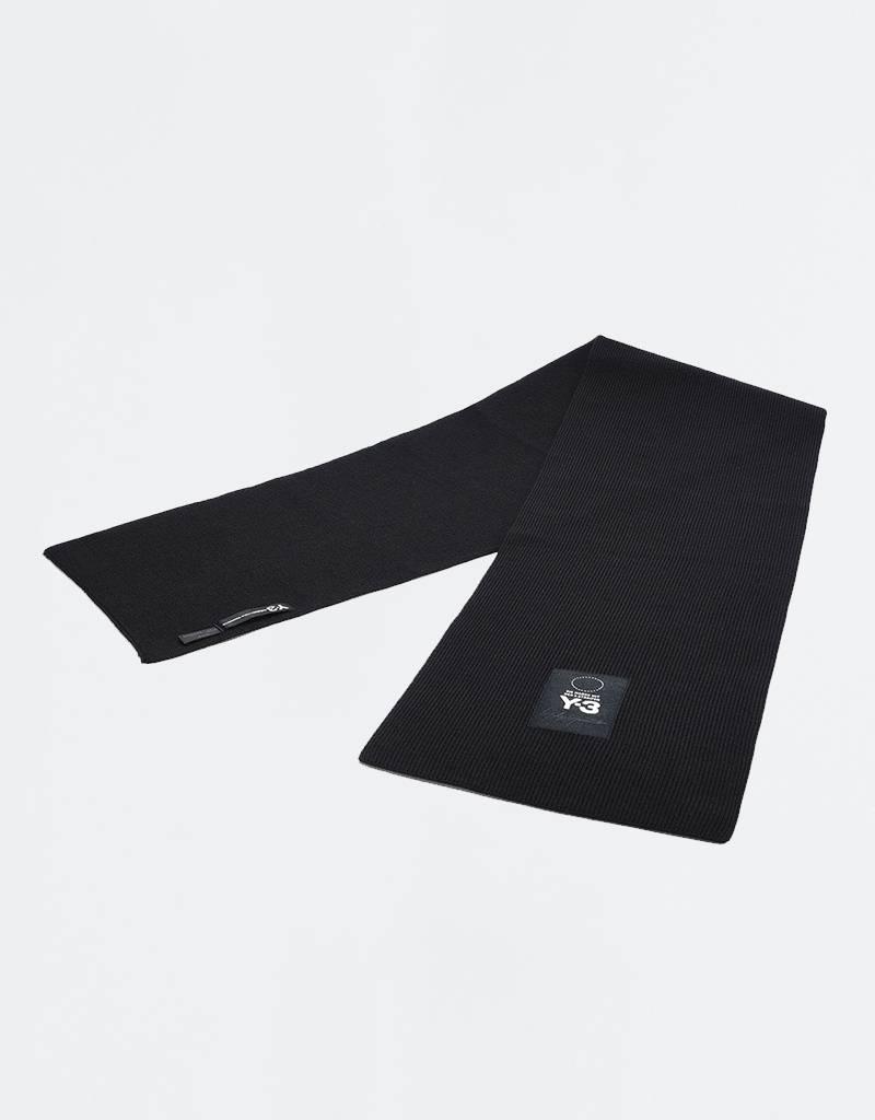 Adidas Y-3 LOGO SCARF Black