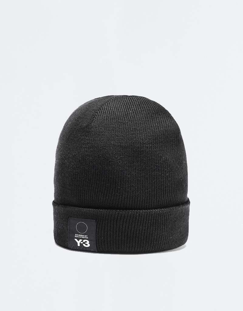 Adidas Y-3 Logo Beanie