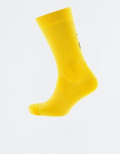 Adidas Y-3 TUBE SOCKS Yellow/Black