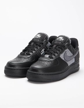 Nike Nike wmns air force 1 lo Black/Black-White