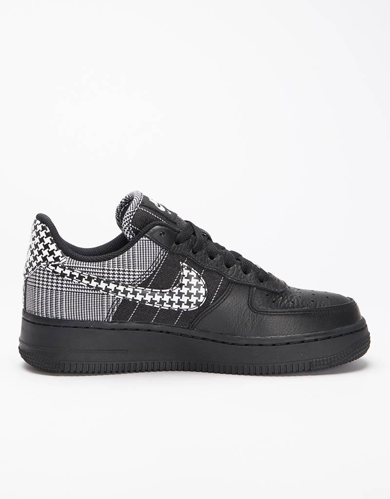 Nike wmns air force 1 lo Black/Black-White