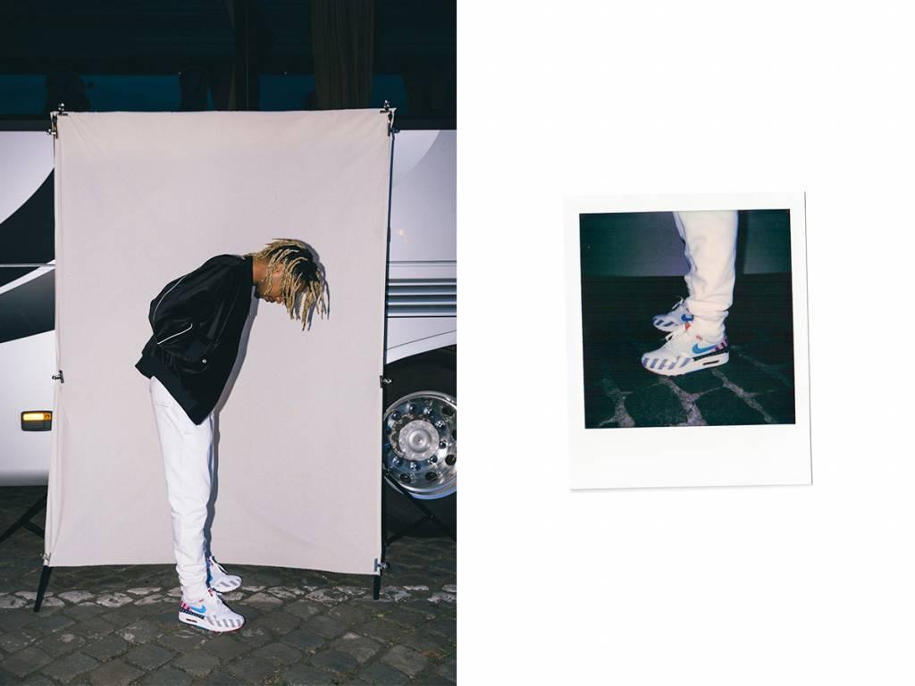 Editorial: Nike x Parra met producer/rapper Krisy