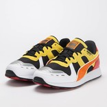 Puma RS-100 x Roland Black/White/Vibrant Orange