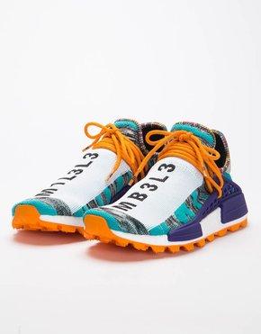 Adidas Adidas by Pharrell Williams Afro Hu Nmd Hi Res Aqua/Core Black/Collegiate Purple