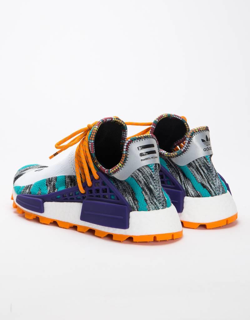 Adidas Afro Hu Nmd Hi Res Aqua/Core Black/Collegiate Purple