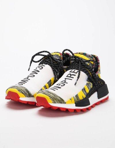 Adidas Afro Hu Nmd Yellow/Core Black/Red