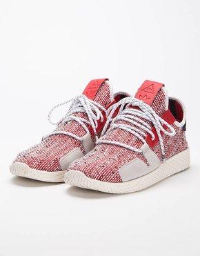 Adidas Adidas Afro Tennis Hu V2 Scarlet/Ftwr White/Core Black