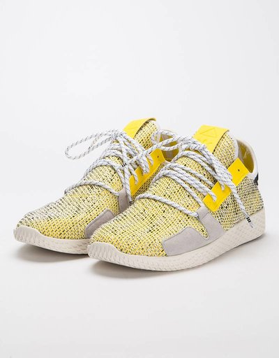 Adidas Afro Tennis Hu V2 Yellow/Ftwr White/Core Black