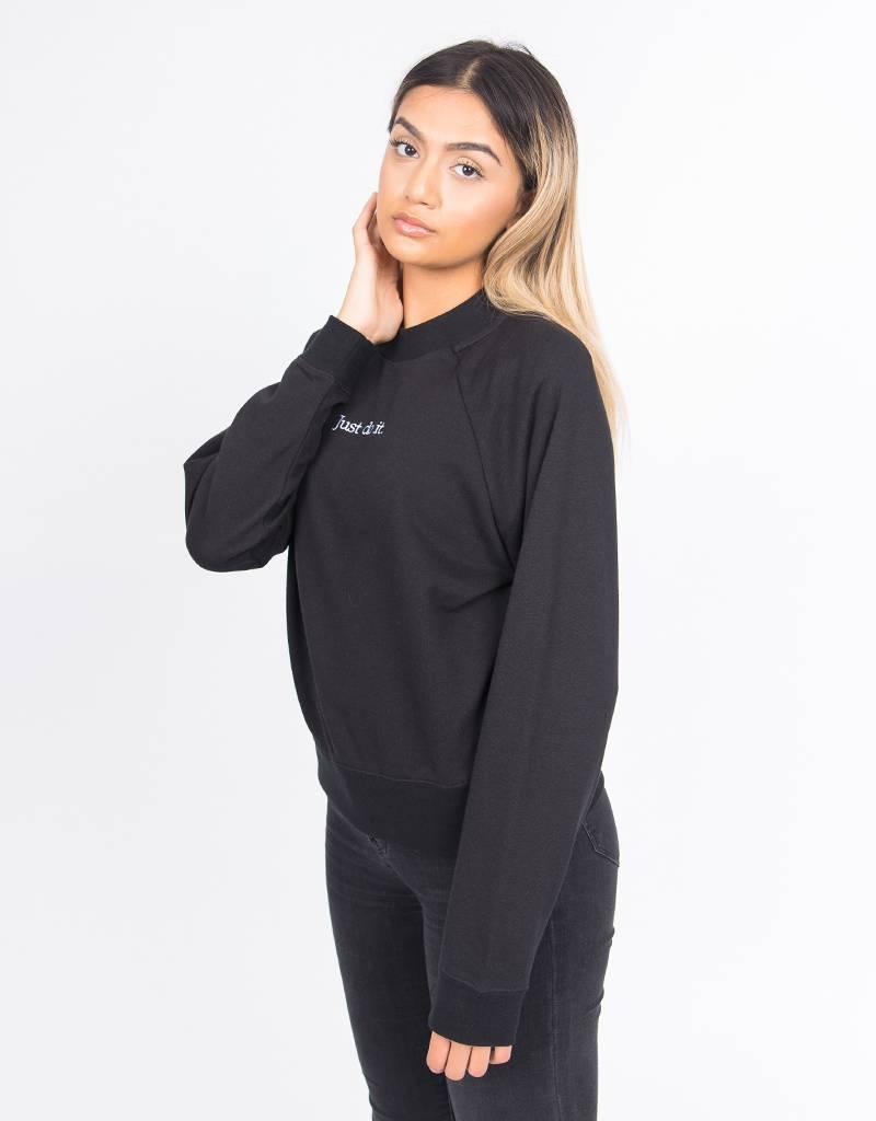 Nike wmns sportswear crewneck black/white