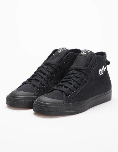 Adidas Nizza Hi Cblack/Cblack/Ftwwht