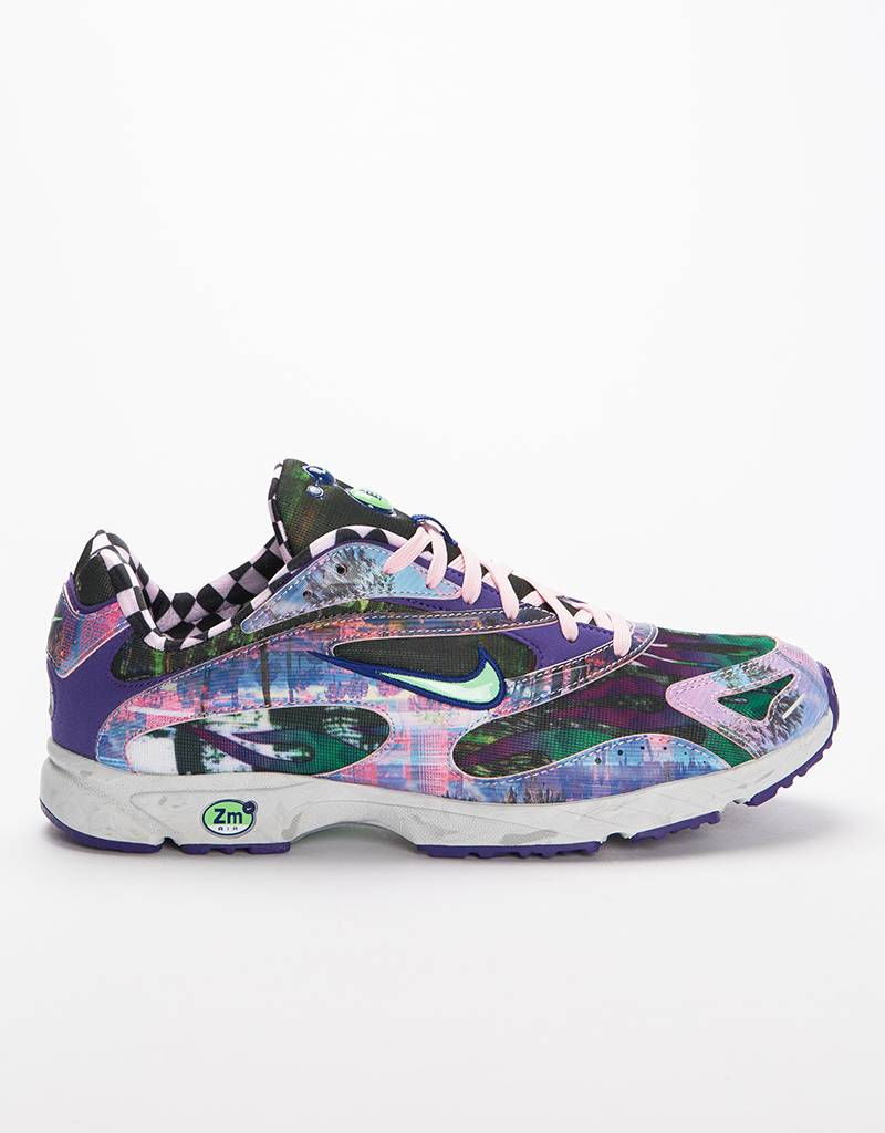 Nike Zoom Streak Spectrum Plus Premium Court Purple/Lt Poison Green