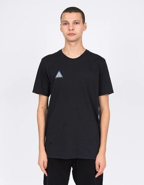 Nike Nike ACG T-Shirt Black/Bright Mandarin