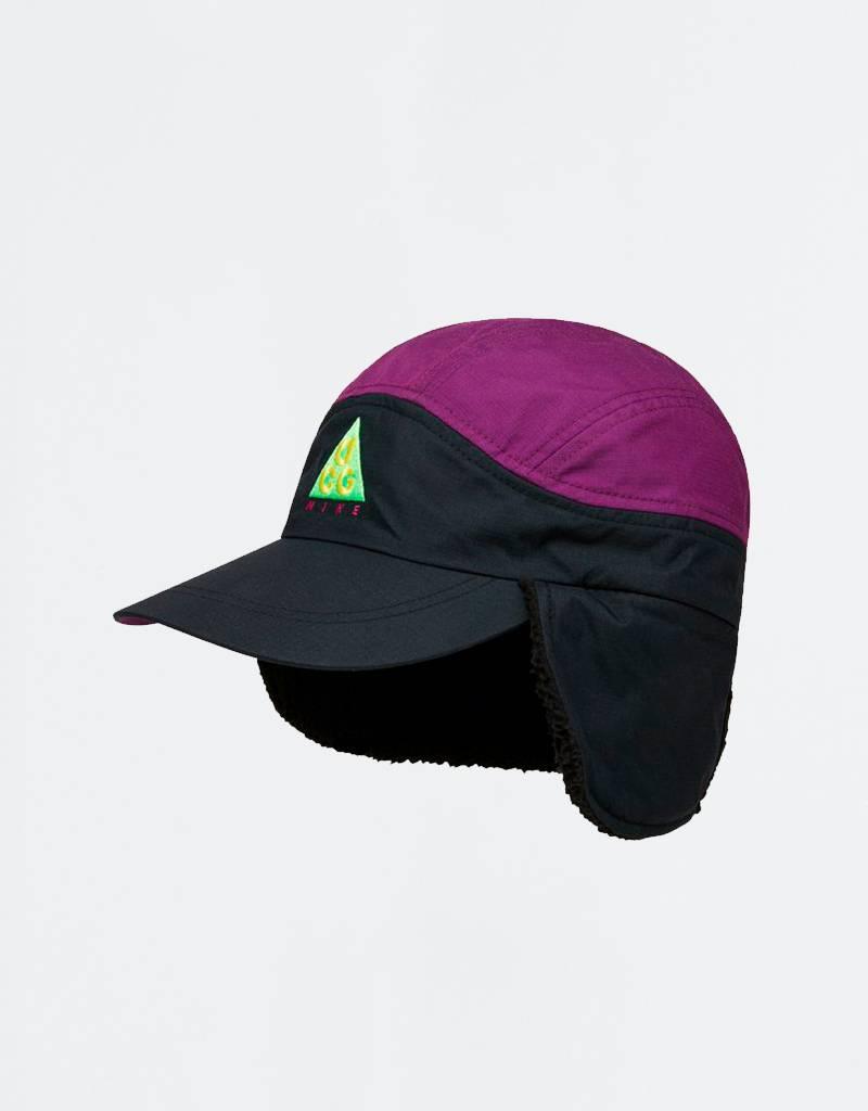 Nike ACG Tailwind Cap Black/Night Purple/Black