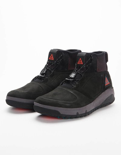 Nike ACG Ruckel Ridge Black/Black-Geode Teal-Habanero Red