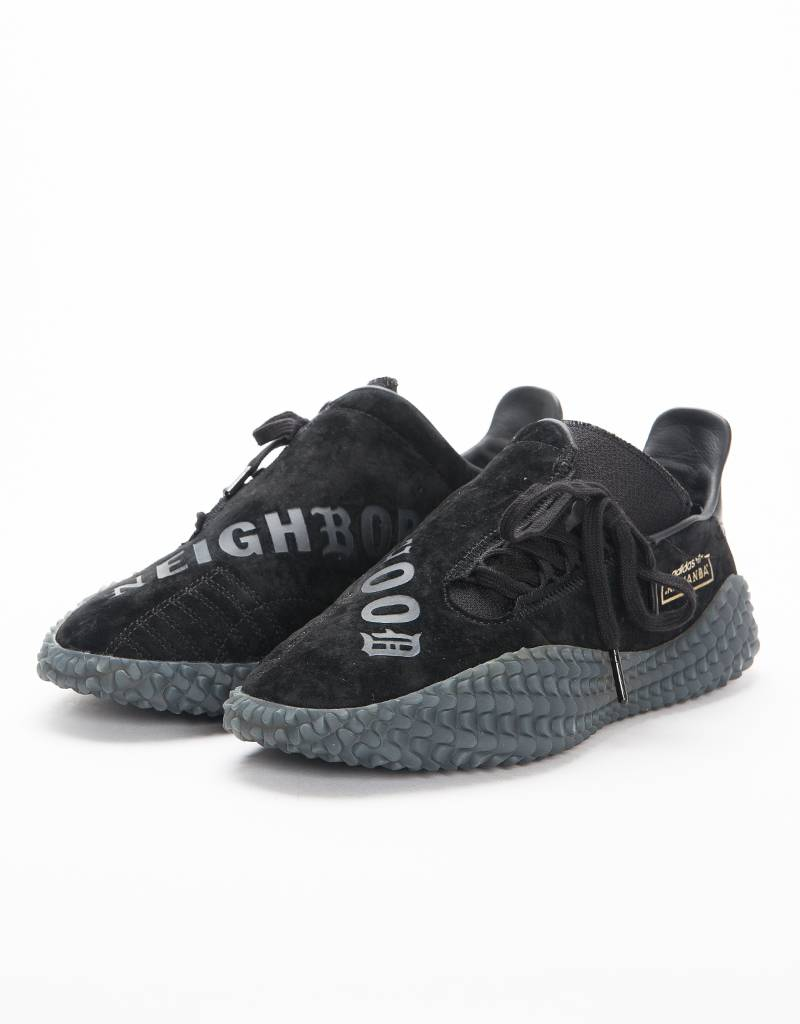 17883f153c73a0 Adidas X Neighbourhood Kamanda 01 Black - Avenue Store