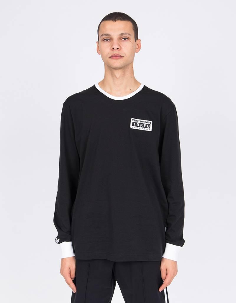 Adidas Neighbourhood Longsleeve Tee Black