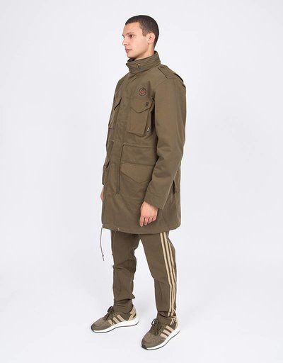 Adidas Neighbourhood Jacket Trace Olive