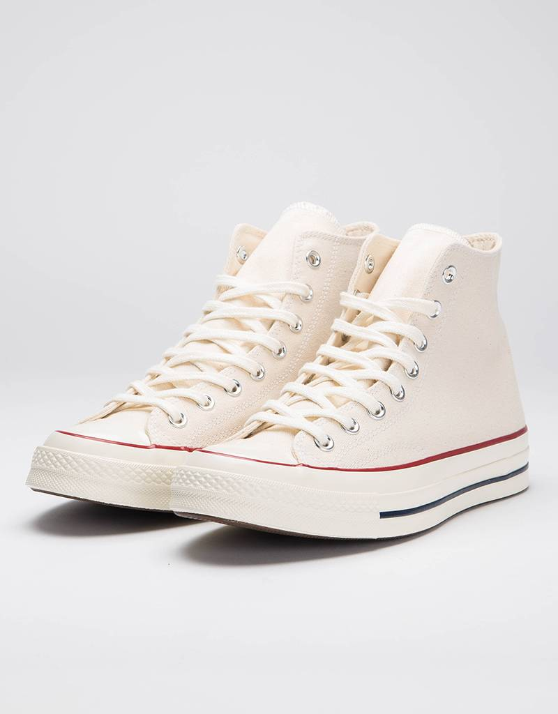 Converse Chuck 70 Hi White/Light Fawn/Egret Optical White