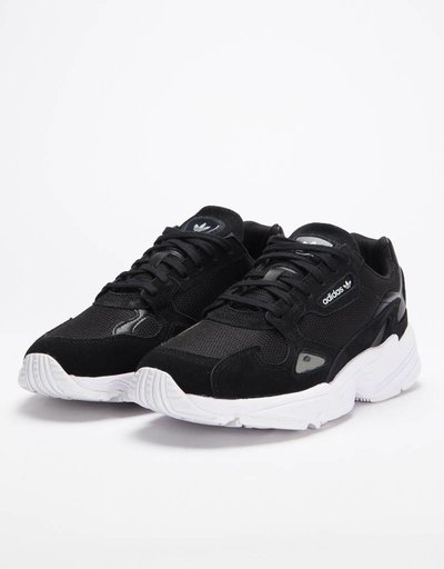 adidas Originals W Falcon Black/White