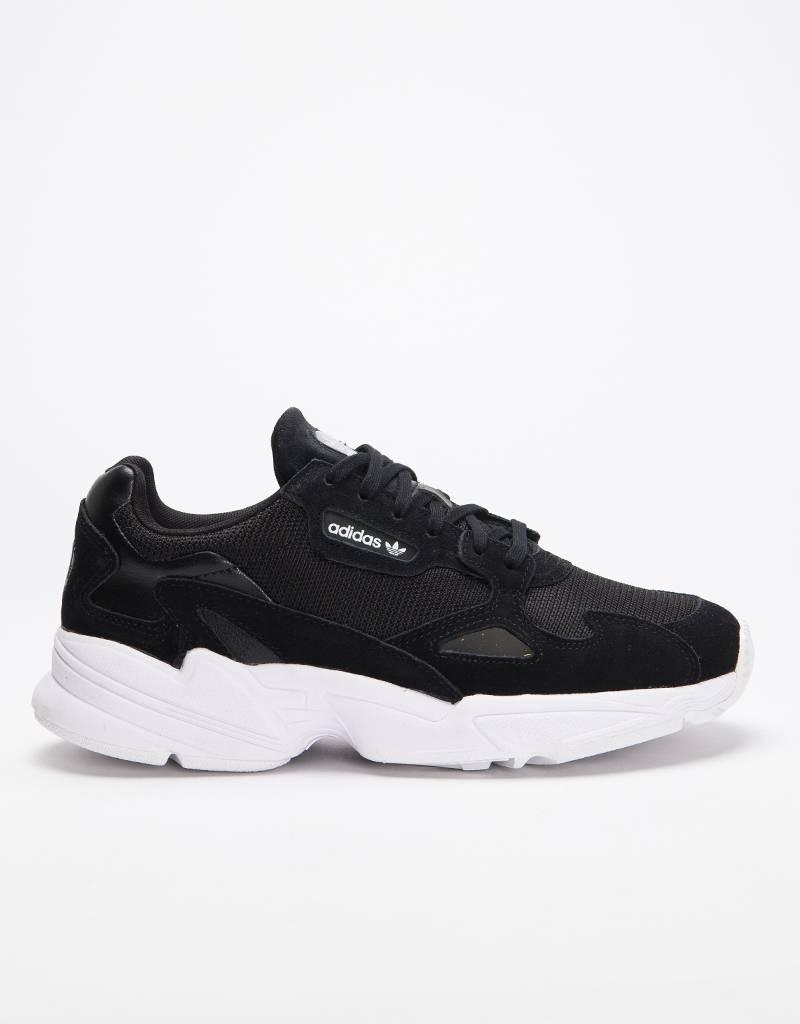 adidas Originals W Falcon Black/White