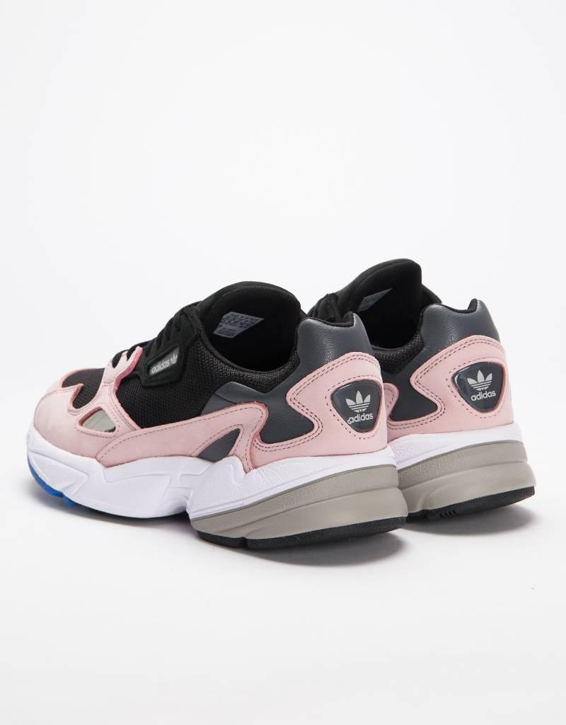 adidas Originals W Falcon Black/Black/Light Pink