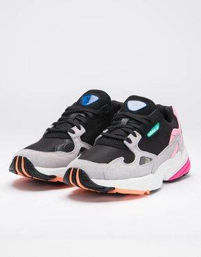 Adidas adidas Originals W Falcon OG Black/Light Granite/Pink