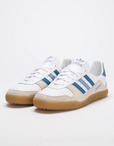 Adidas Indoor Comp Spzl Ftwwht/Supcol/Cbrown