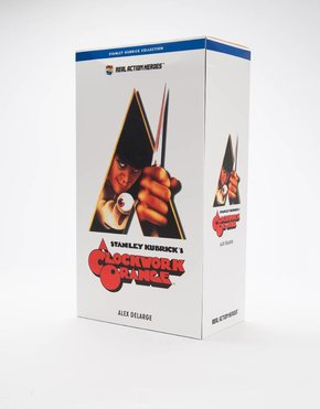 MEDICOM TOY Medicom Clockwork Orange Alex Rah Figure