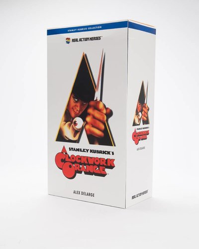 Medicom Clockwork Orange Alex Rah Figure