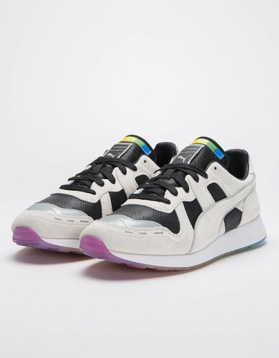 Puma X Polaroid RS-100 Marshmallow-Puma Black