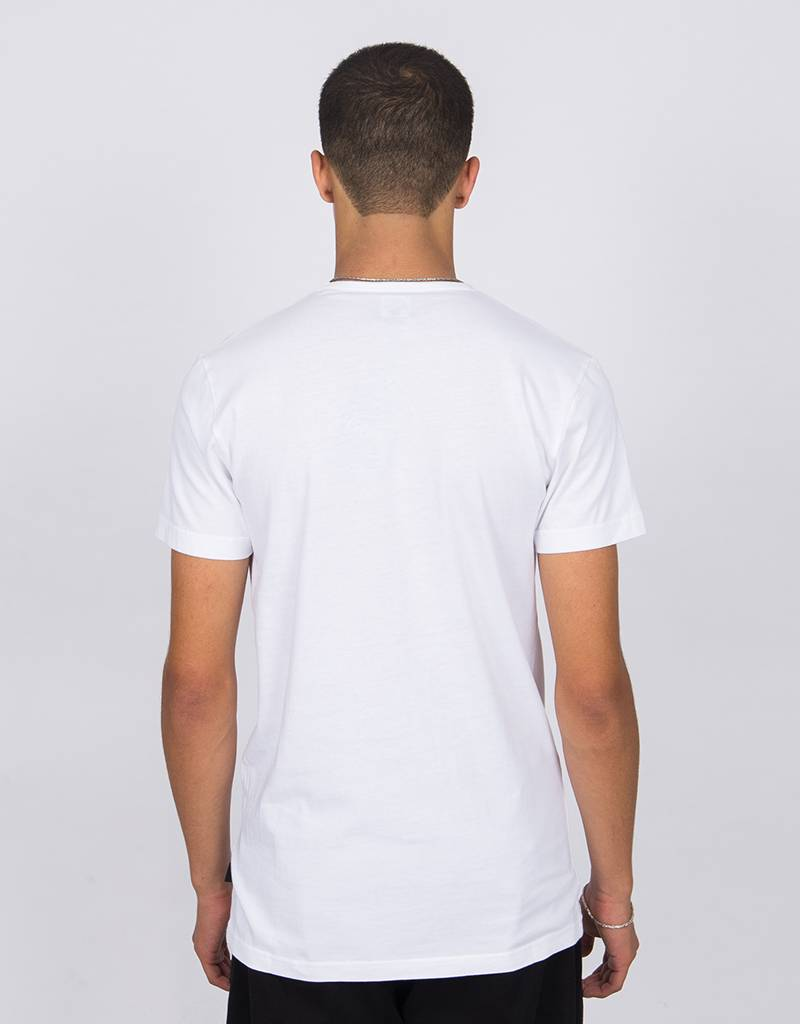 Ceizer Amour Embroidery T-Shirt White