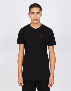 Ceizer Ceiser Sex Embroidery T-Shirt Black