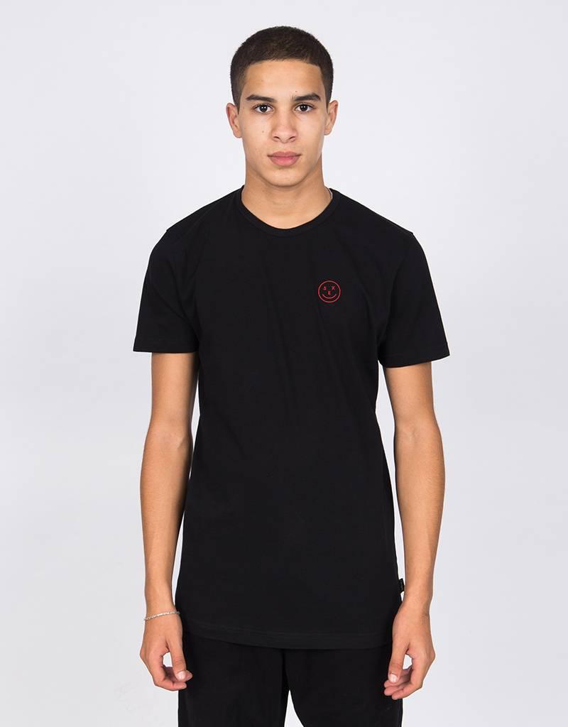 Ceizer Sex Embroidery T-Shirt Black