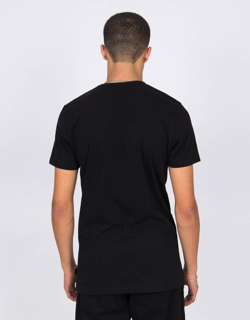 Ceizer Sex Embroidery T-Shirt Black